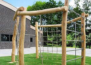 Klettergerüst Robinie : Robinienholz spielgeräte ziegler spielplätze