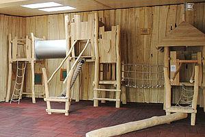 indoor spielger te aus robinienholz ziegler spielpl tze. Black Bedroom Furniture Sets. Home Design Ideas