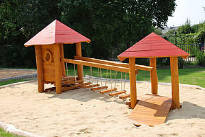 Playground product for toddler