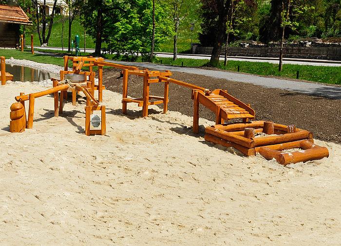 Wasserspiel Braach  Ziegler Spielplätze