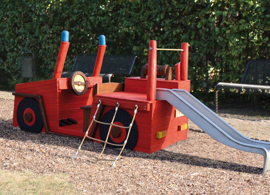 Kinderbett Feuerwehrauto – Howbel.com