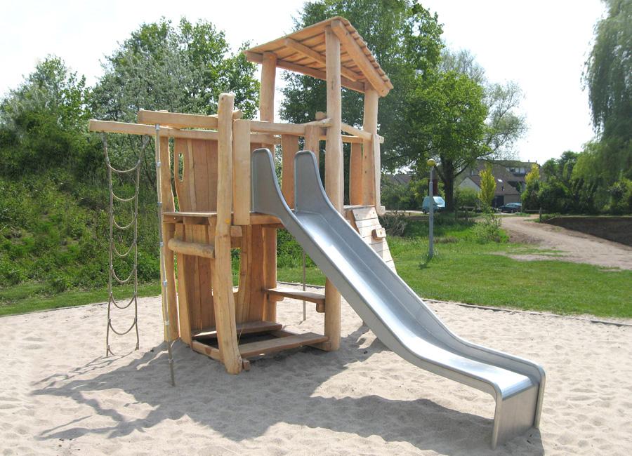 slide tower with climbing wall ziegler spielpl tze