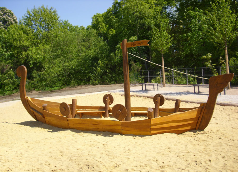 sandkasten schiff spielschiff wikinger ziegler spielpl tze. Black Bedroom Furniture Sets. Home Design Ideas