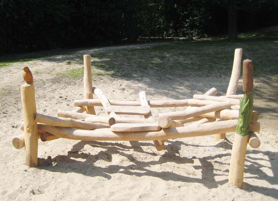 Klettergerüste Kindergarten : Neues klettergerüst im kindergarten willich erleben