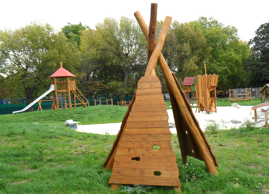 Playground Equipment Designer